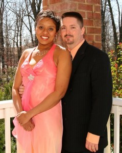 My wife and I at our 10 year vow renewal in 2006